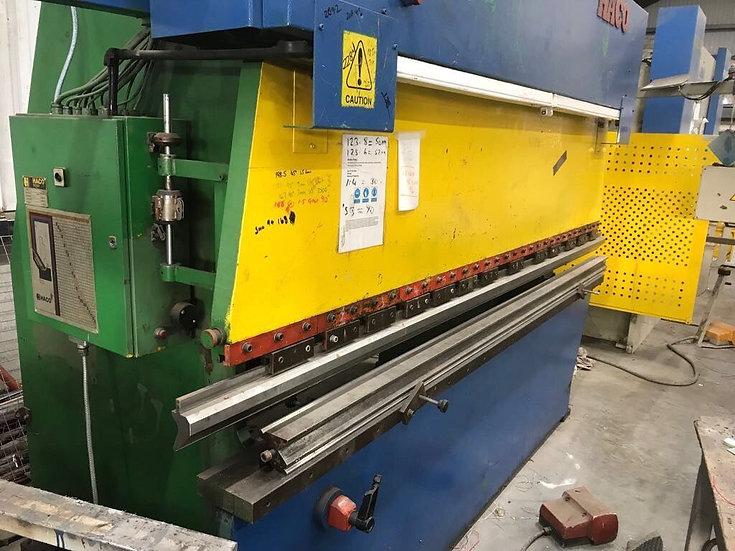 Haco Hydraulic Pressbrake 3m x 80 tons