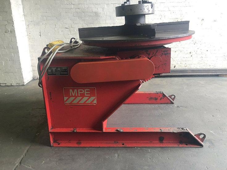 MPE (Murex) 3 Ton Rotary Tilting Welding Positioner