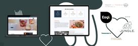 Heart for Horeca - webdesign