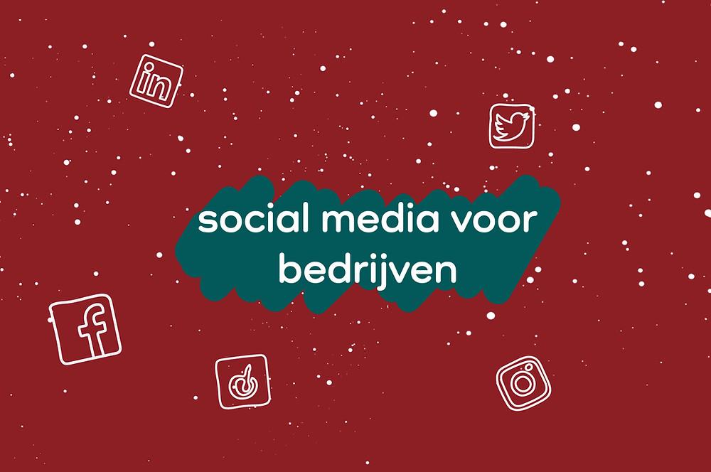 Social media tips - bedrijven - jungle - kerstmis
