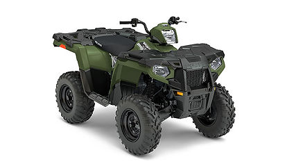 Polaris 2017 Sportsman 450 - 1 Person
