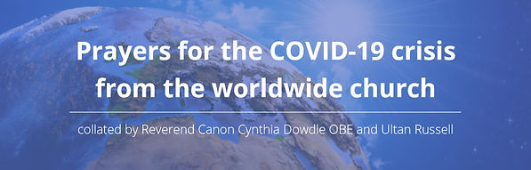 Prayers for the COVID-19 crisis from the