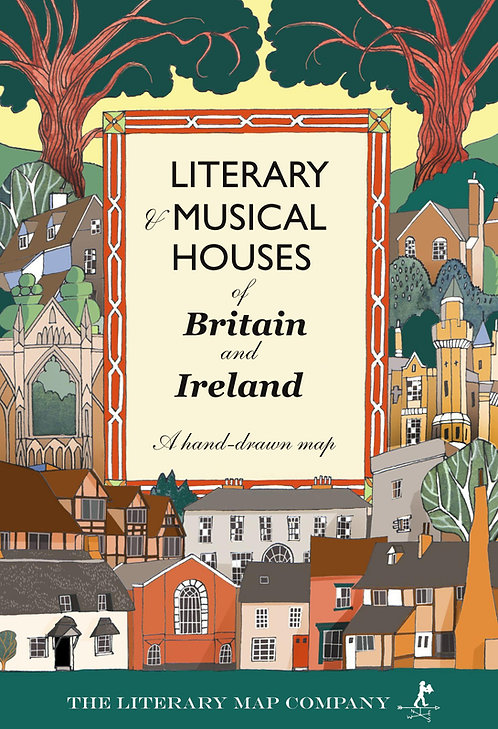 Literary & Musical Houses of Britain and Ireland