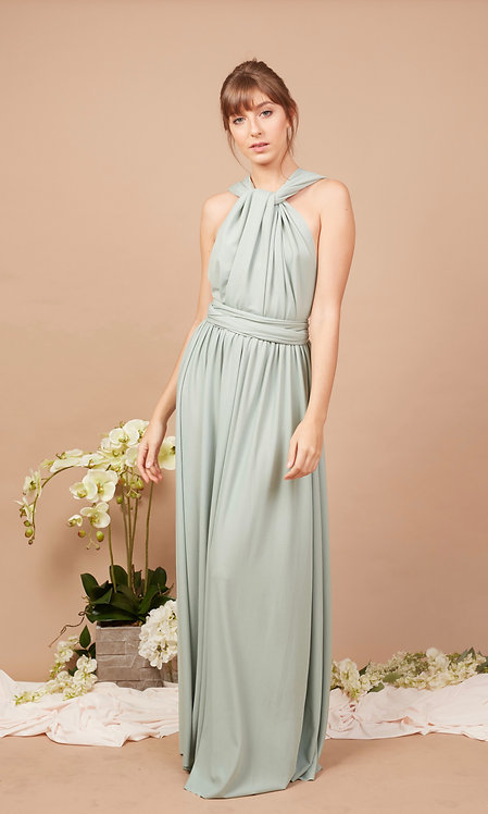 Classic Infinity Gown in Vienna Fabric