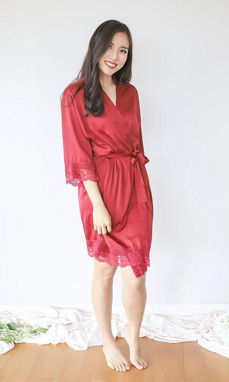 Rosette Robe (short)