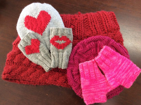 Complimentary General Knit and Crochet Class, Feb. 9, 10:30-12:30