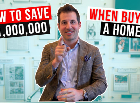 How to Save One Million Dollars When Buying a Home