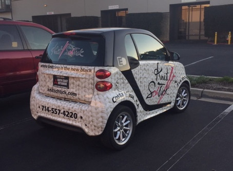 Keep an Eye out for the Schtick Mobile!!
