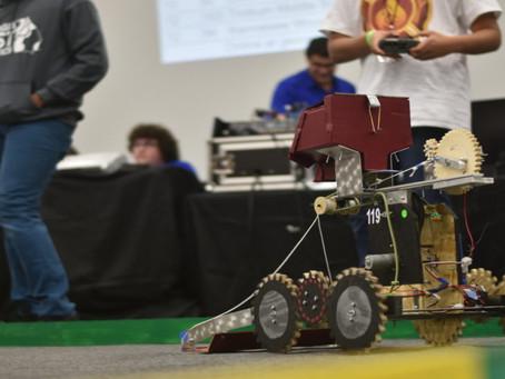 CONGRATULATIONS to our All Female Robotics Team!!