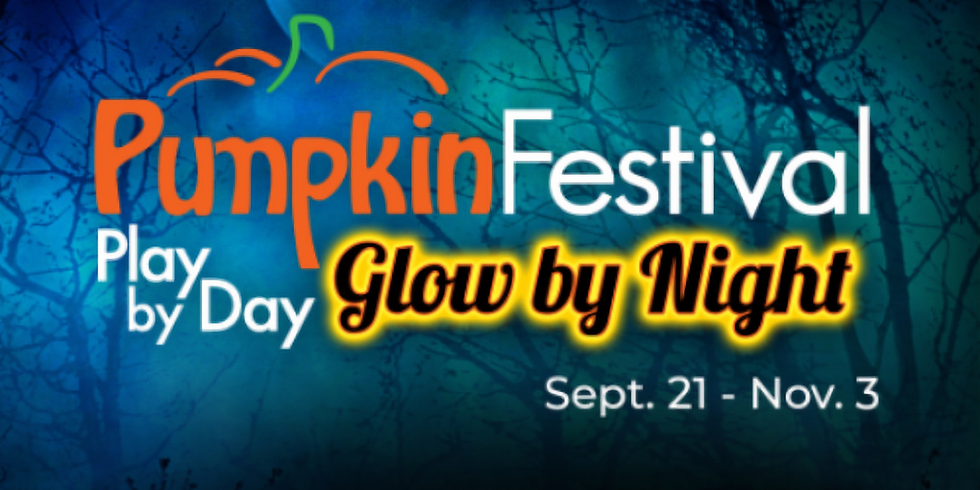 Stone Mountain Park - Pumpkin Festival PLAY BY DAY, GLOW BY NIGHT