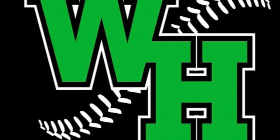 Game vs. West Hills
