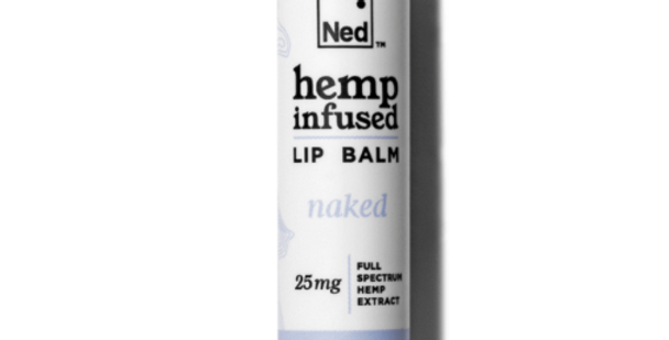 Hemp Infused Lip Balm