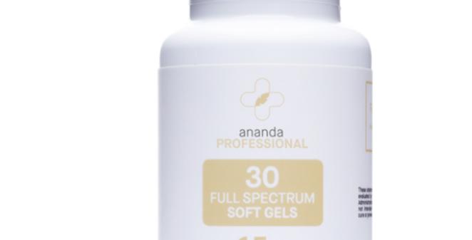 CBD Soft Gels 30ct
