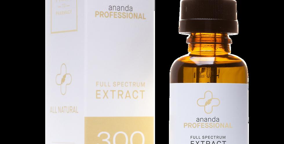 Full Spectrum Extract 300mg/Bottle