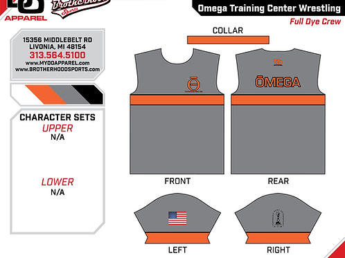 Short Sleeve Competition Rash Guard