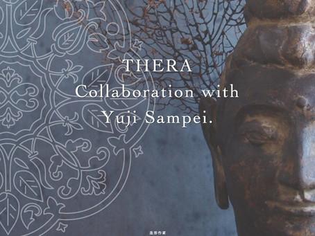 THERA collaborate with Yuji Sampei