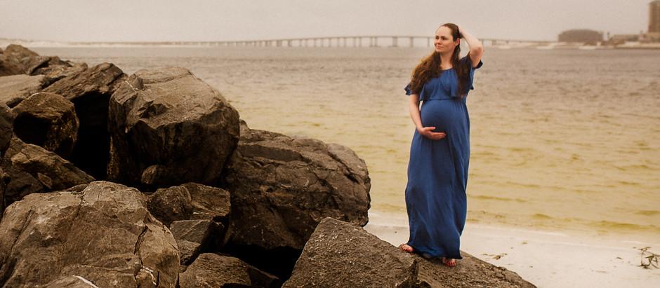 Bleymeier Family Maternity and Newborn   Destin, Florida Photographer
