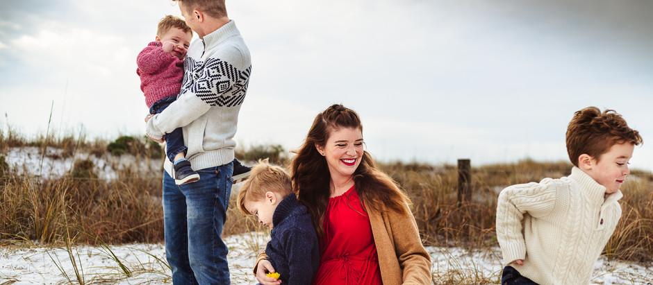 Family Photographer  |  Beach Photography  |  Destin, Florida
