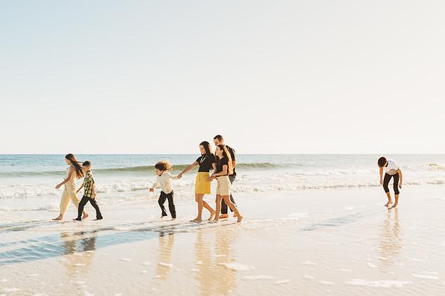 Beach Family Photography