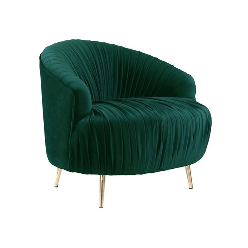 EMERALD ACCENT CHAIR
