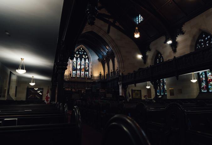 lit sanctuary