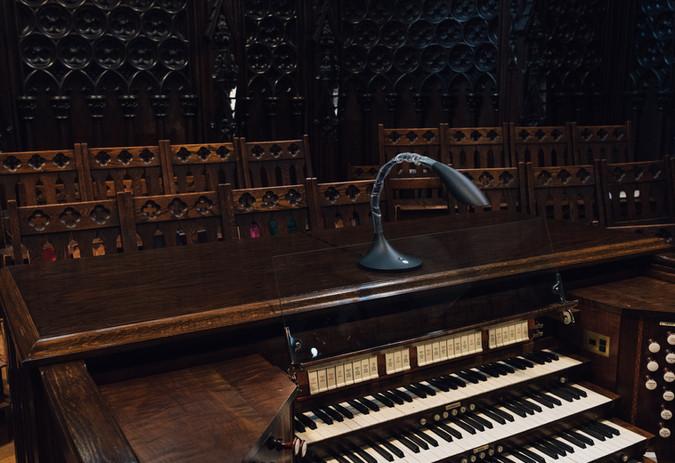 front organ