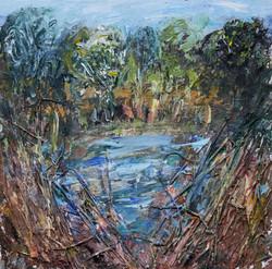 Summer pond SOLD