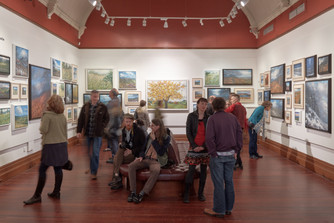 Towards the Edge : Exhibition at the Central Gallery - Ashton