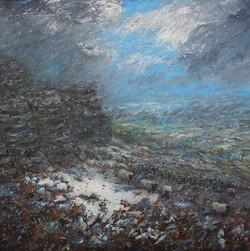 Sheep by snowy edge 60x60cm - Copy (2).jpg