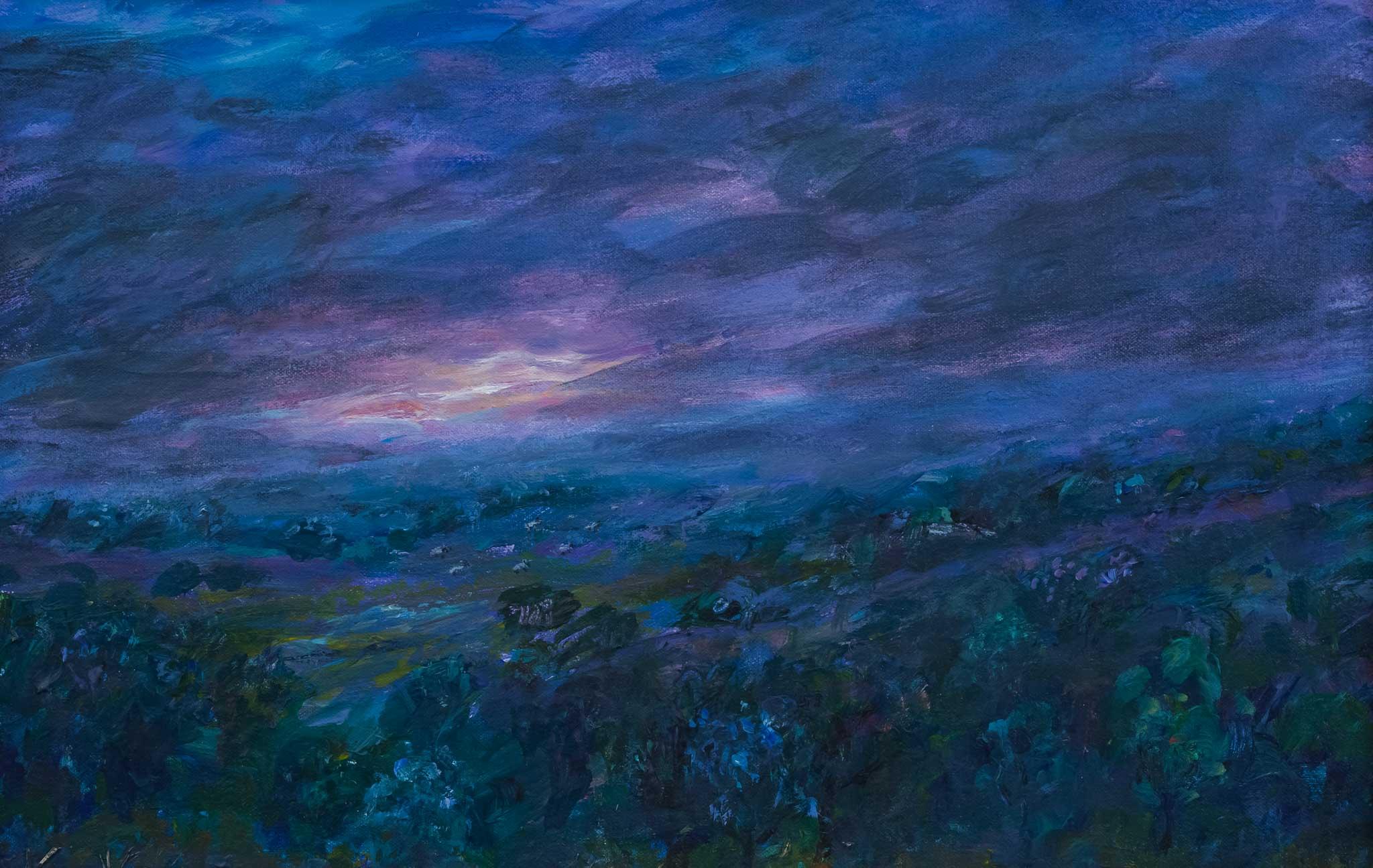 Dawn 50x70cm SOLD