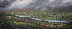 Longdendale valley