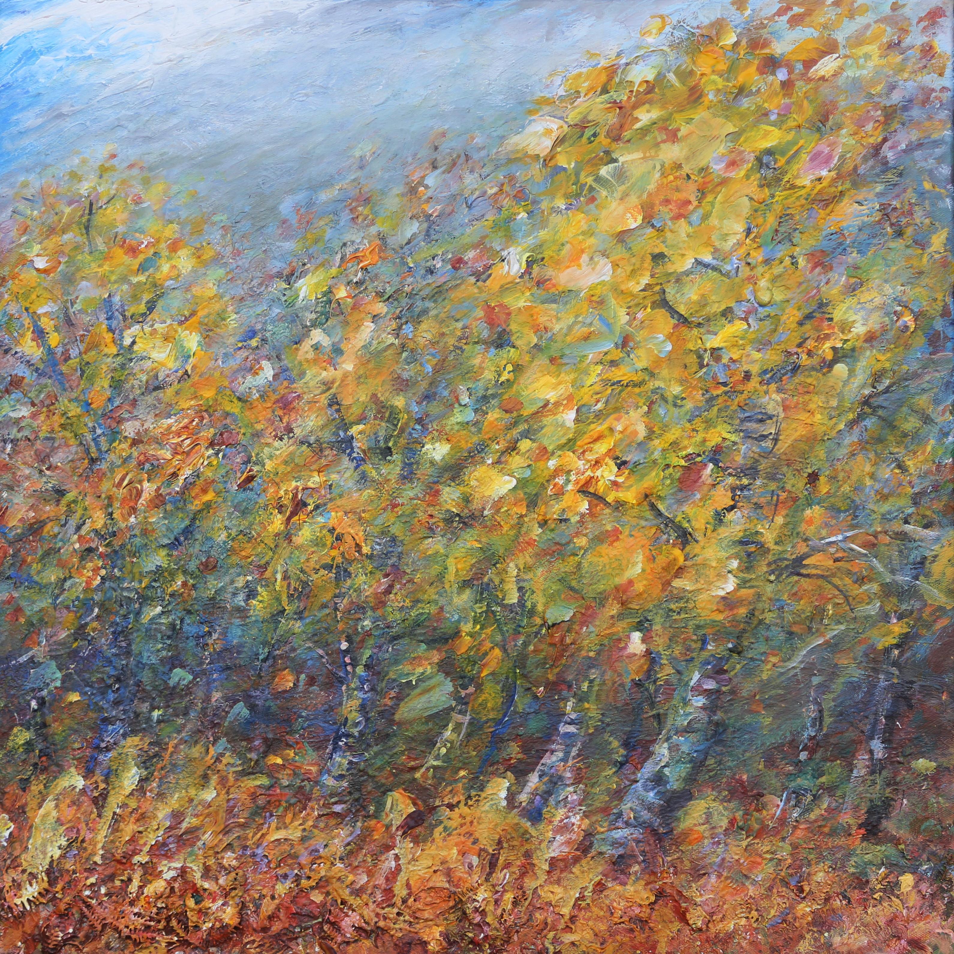 Birches and Bracken
