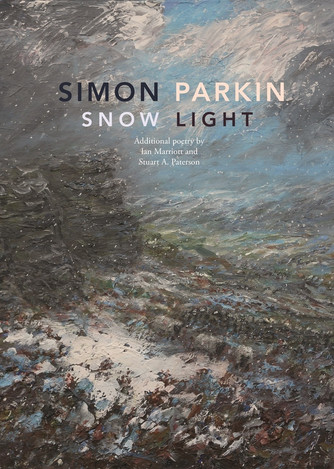 Snow Light booklet
