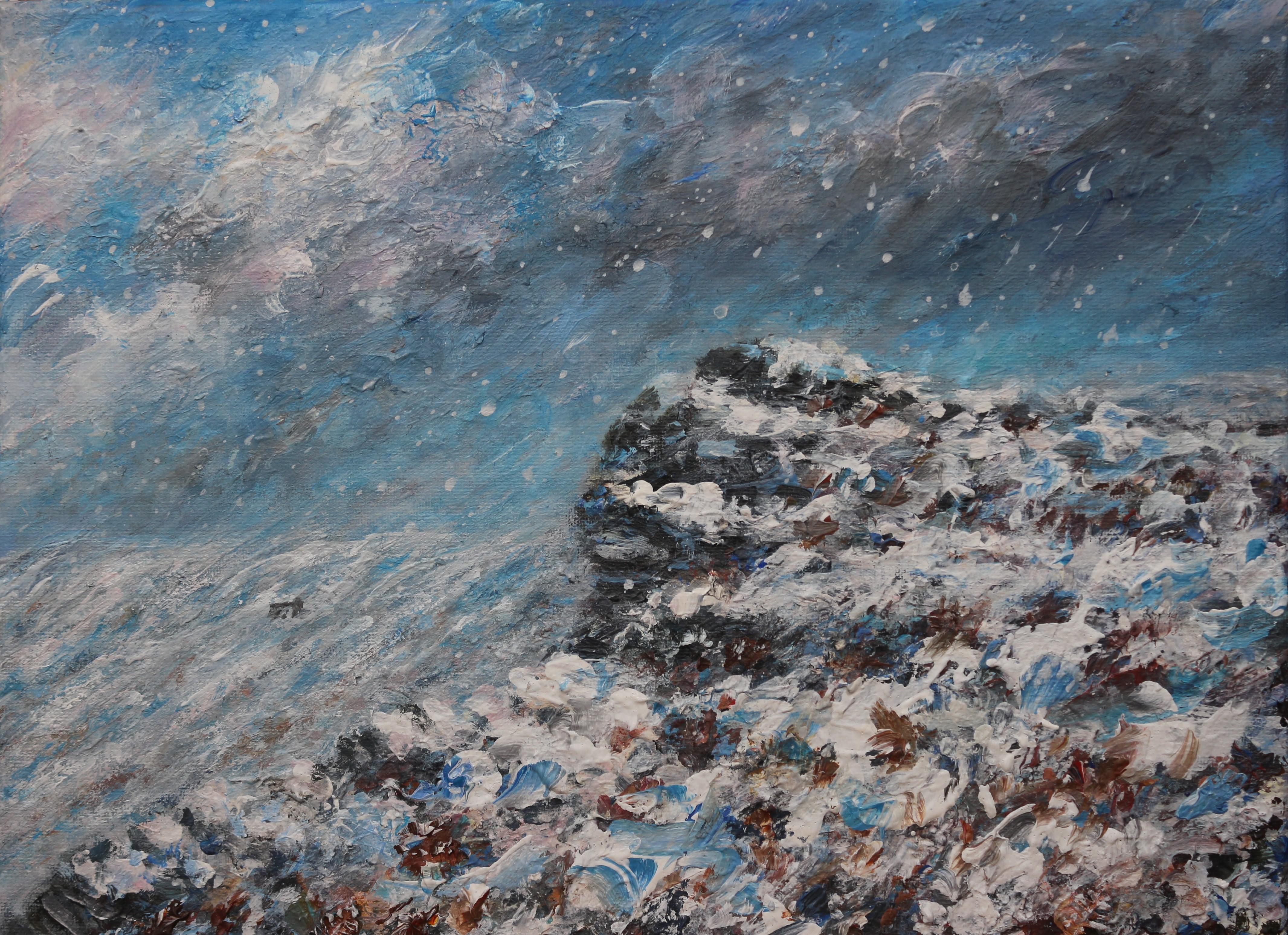 Snowy Wormstones