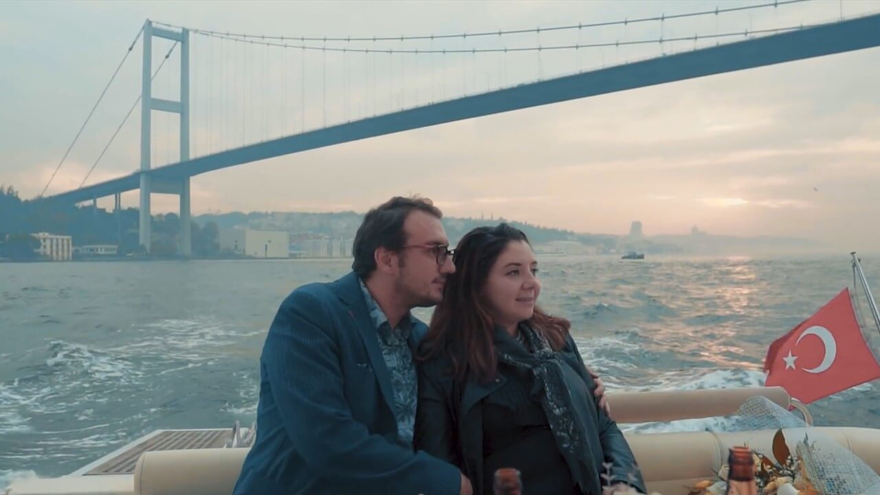 3 Hours Bosphorus Cruise