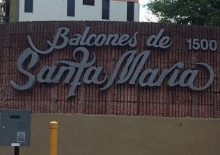 Balcones de Santa Maria