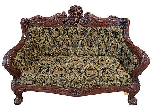 Art Nouveau Sofa by Karpen Furniture Co.