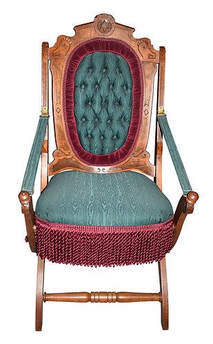 Hunzinger Folding Chair