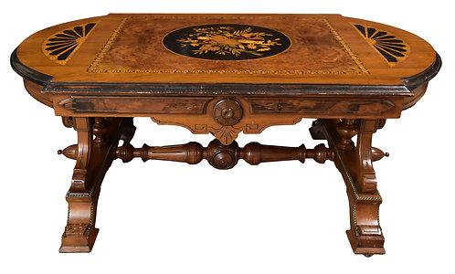"Renaissance Coffee Table 45""w x 19""h"