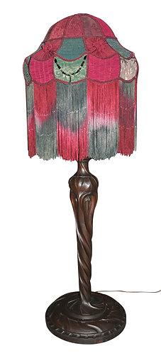 """Art Nouveau Floor Lamp 24""""w x 71""""h"""