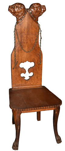 Folk Art Chair