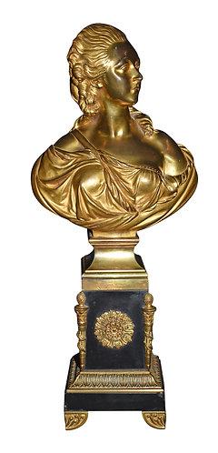 Dore' Bronze Bust