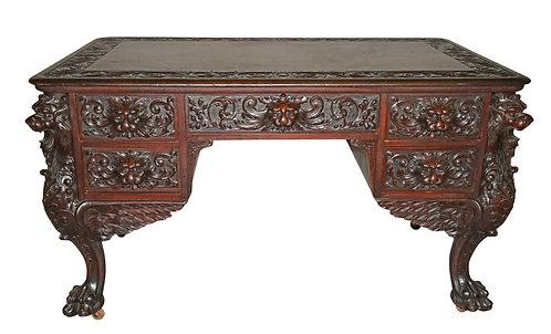 """R.J. Horner Desk 57""""w x 33""""h"""