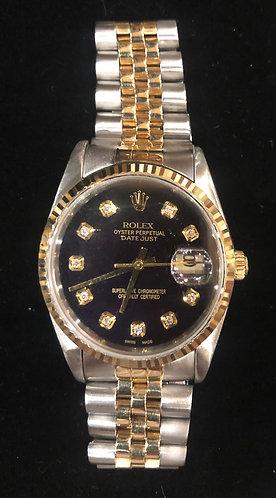 Gentleman's Rolex