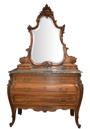 French 3 Drawer Chest ( would make a great sink vanity)