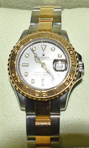 Lady's Yacht Master Rolex Watch