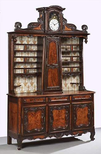 19th Century Country French Cupboard