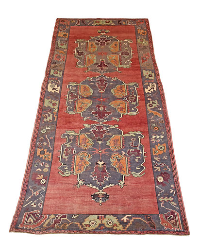 Antique Persian Rugs from Ohio Collection    5' x 10'8