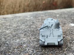 Miniatuur tank