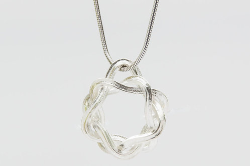 Twisted knot (vierkant)
